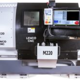 Lenco CNC Lathe Machine M220