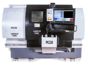 CNC Wheel Lathe