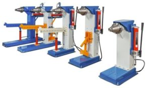 LCM Wheel Straightening Machines