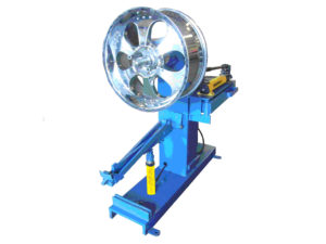 Alloy Wheel Straightening Machines