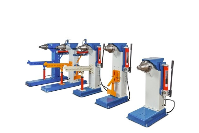 LCM Wheel Straightening Range
